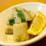 れんこん&ネギ塩のレシピが人気!我が家の定番おつまみ「ネギ塩れんこん」