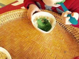 1グリーンカレー