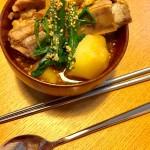 韓国料理にハマる、困る(笑)。今夜はカムジャタン鍋