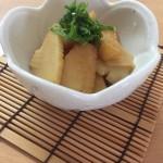 タケノコのおつまみレシピ、我が家のおすすめ「ピリ辛メンマ」