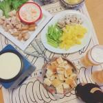 おうちでチーズフォンデュ、子どもが喜ぶ簡単レシピで野菜もたっぷり!